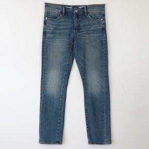 Pilcro & the Letterpress Slim Boyfriend Jeans
